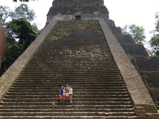 San Ignacio, Belize: More Tikal