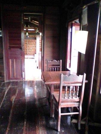 Banlung, Cambodja: Inside room