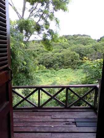 Banlung, Cambodja: View Balcony