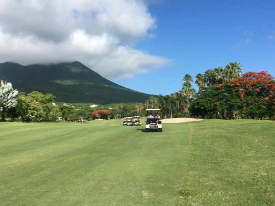 Wonderful 8 Day Anniversary Trip to Nevis!  Truly Exquisite!