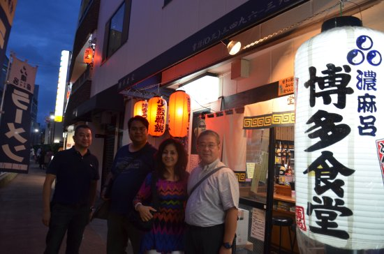 arigato japan food tours shibuya food tour thank you to you all
