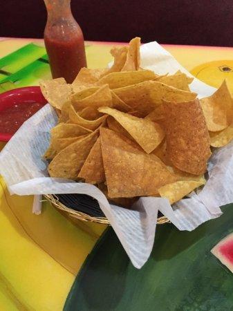 Orange, Wirginia: Chips