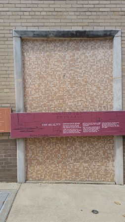 Separate entrance - Freedom Rides Museum