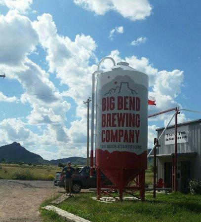 Alpine, Teksas: Big Bend Brewing Company