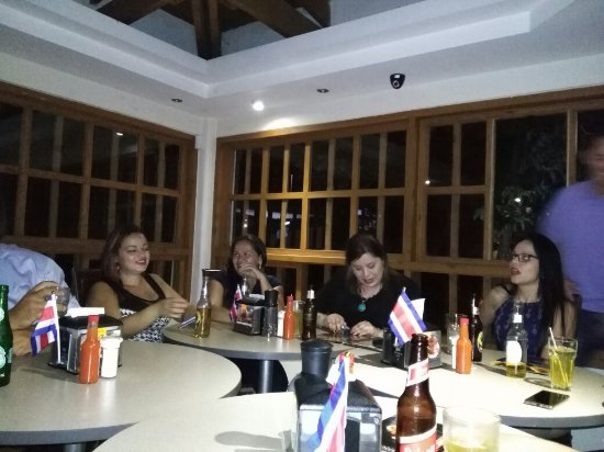 Guácima, Costa Rica: La comida deliciosa y excelente atención!!!!!!