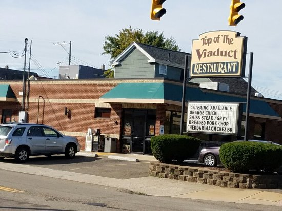 Massillon, OH: Top of the Viaduct Restaurant