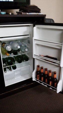 Sleep Inn Garner : Plenty of room in cooler