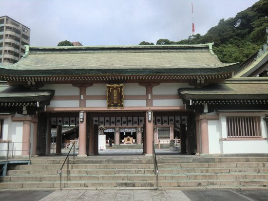 Terukuni Shrine