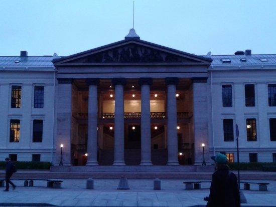 Universitetets Aula