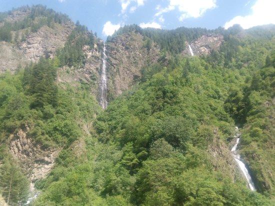 Kaksen - Bhagsen Waterfalls, Bharmour