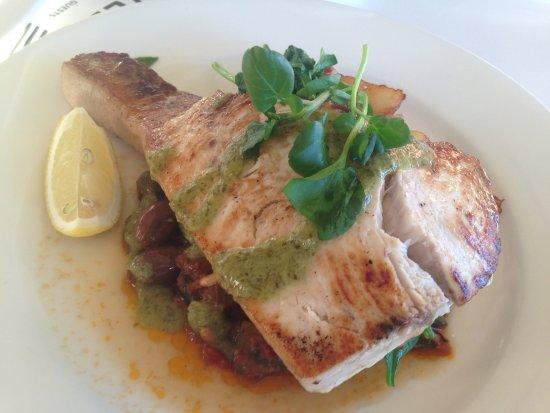 Anna Bay, Australien: Dinner at Crest