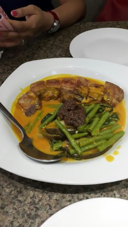 San Juan, Filipinas: Exquisite Dining!!!