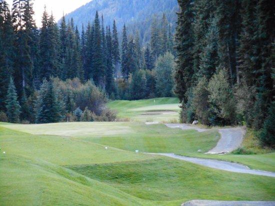 Sun Peaks, Canada: Golf Course