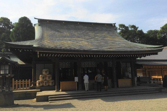 Musashi Ichinomiya Hikawa Shrine : 境内2