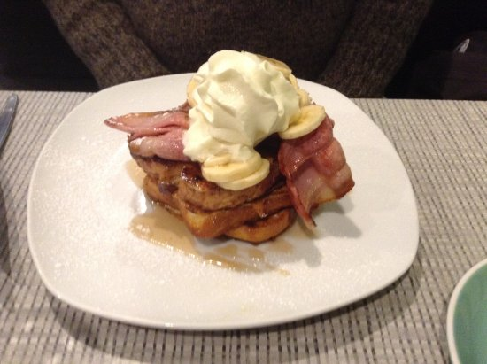 Kaitaia, Nueva Zelanda: more French Toast