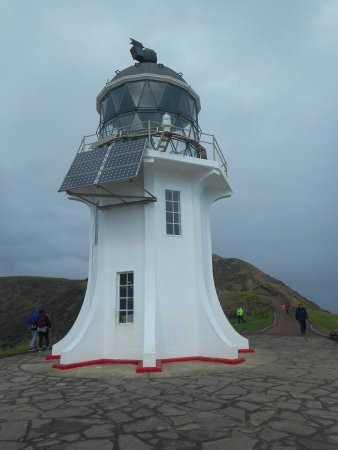 Kaitaia, Nueva Zelanda: Cape Reinga Lighthouse