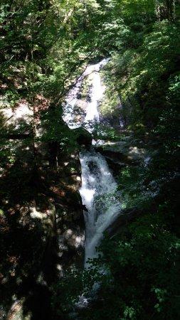 Tatsugaiwa Water Fall: 竜ケ岩の滝
