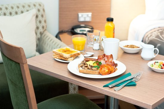 Raymond Terrace, Австралия: Room service Breakfast