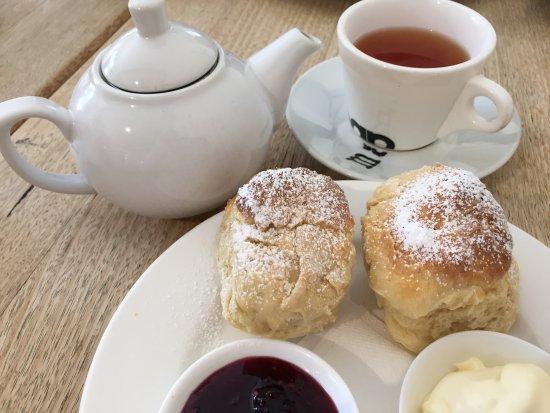 Sassafras, Austrália: Devonshire Tea