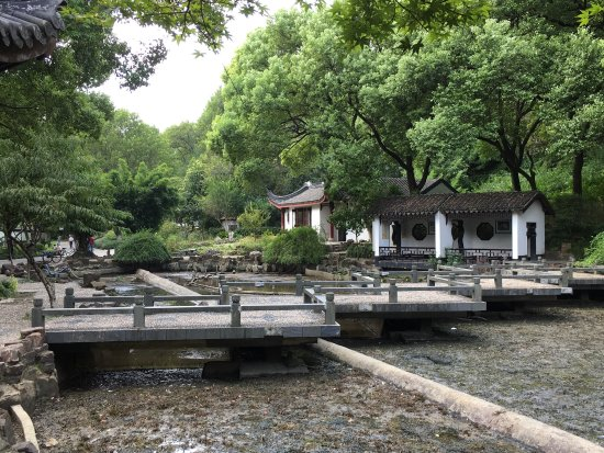 Kunshan, Kina: Great park to visit on a Sunday morning