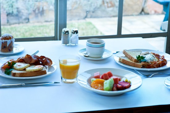 Raymond Terrace, Australia: Restaurant breakfast