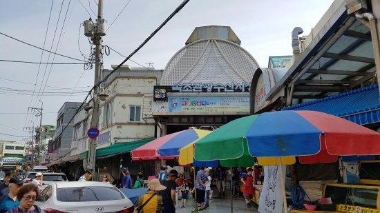 Sokcho, Zuid-Korea: 20160915_144200_large.jpg
