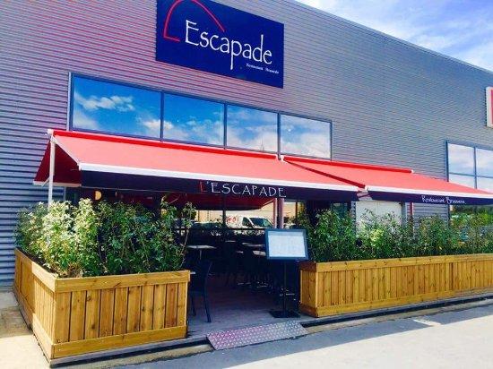 Marignane, Francia: Nouveau restaurant ouvert en Avril dans la galerie du Leclerc. À tester absolument !