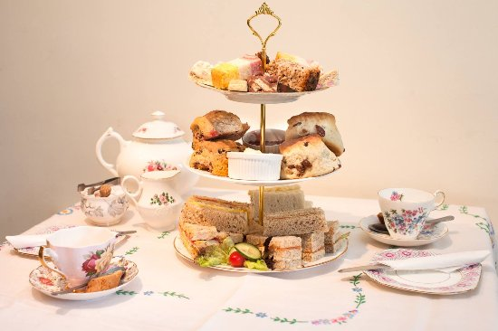 Burton upon Trent, UK: High Cream Tea