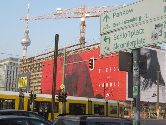 에탑 호텔 베를린 알렉산더플라츠 이미지