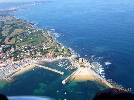Urrugne, France : Port de Socoa (Côte Basque)