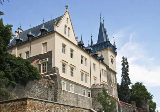 Castle Zruc nad Sazavou