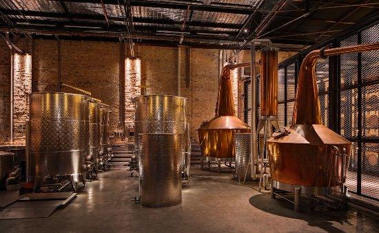 Photo of Distillery Archie Rose Distilling Co. at 85 Dunning Ave, Sydney, Ne 2018, Australia