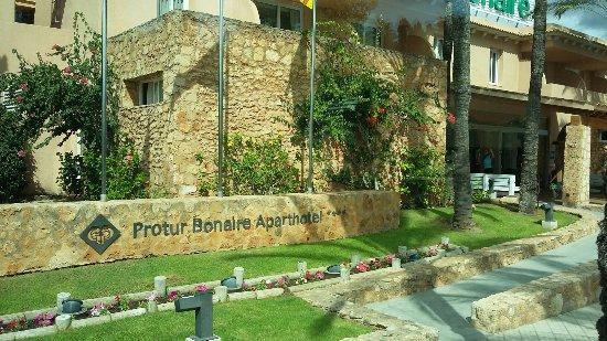 Protur Bonaire Aparthotel: 20160917_124214_large.jpg