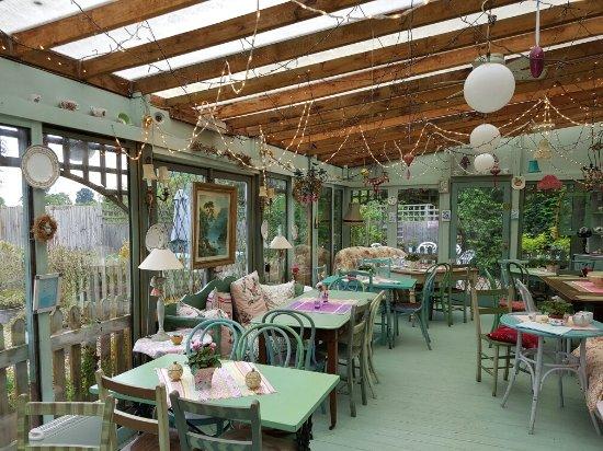 Violettes Cafe Picture Of Cafe Violette Stratford Upon