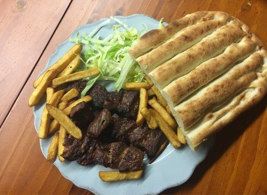 Ormond, Australien: Lamb kebab