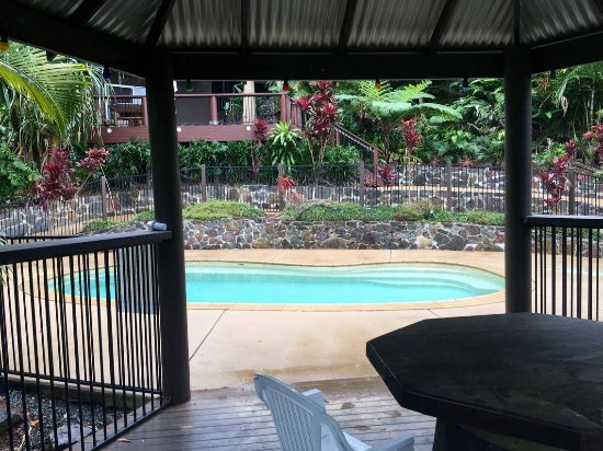 Mooloolah Valley, Australia: Pool Gazebo