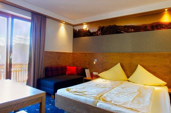 Ledenitzen, Austria: Unsere modernen Komfort-Zimmer.