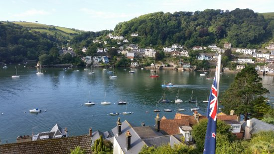 Kingswear, UK: The View