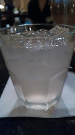 Staunton, VA: Weak, expensive, tiny, not-tasty margarita.
