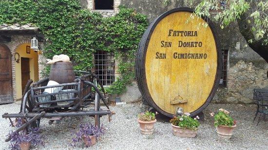 Fattoria San Donato: 20160917_144555_large.jpg
