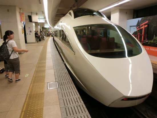 كانتو, اليابان: 新型車です