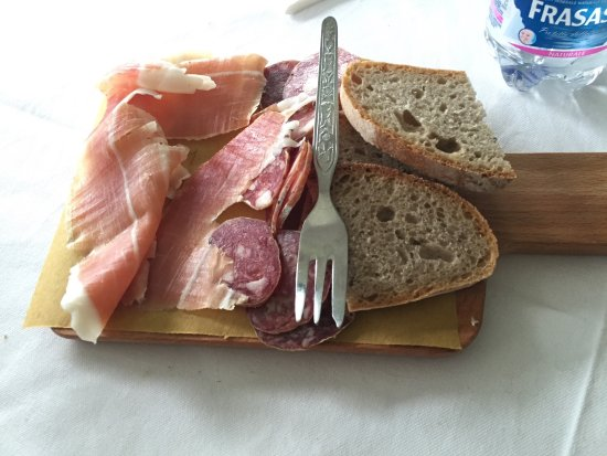 Mercatello sul Metauro, Italien: Le magnifiche colazioni Angelo