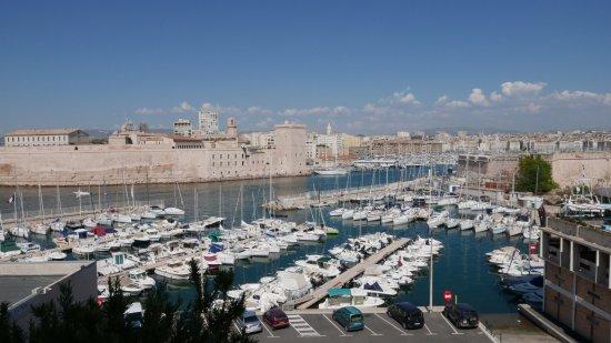Le vieux port marseille picture of le vieux port - Office du tourisme marseille vieux port ...