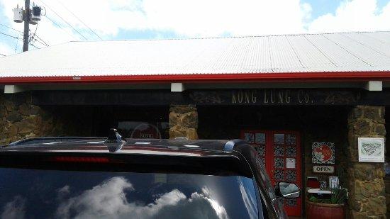 Kilauea, Hawaje: Lotus Gallery