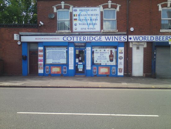 ‪Cotteridge Wines‬
