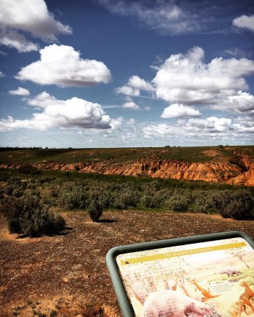Burra, Avustralya: Red Banks Conservation Park
