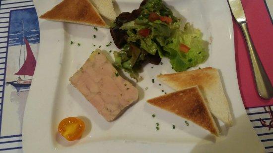 Hotel Restaurant de la Mer : 20160910_203734_large.jpg