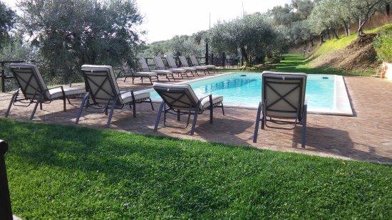 Agriturismo Il Corbezzolo: piscina