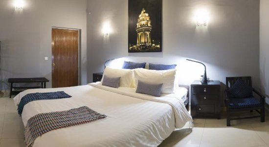 Manor House Boutique Hotel: Guest room ( Luxury Suite )