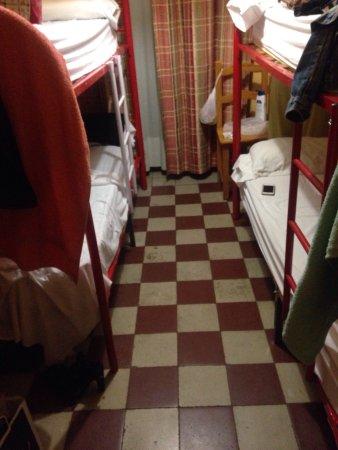 Funky Meridiano Hostel Granada: Hablan por sí solas